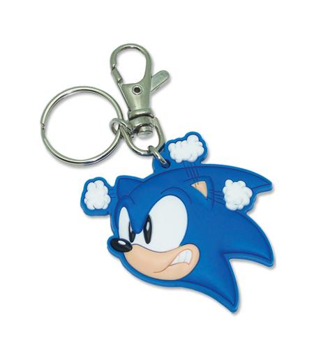 Sonic Classic PVC Keychain