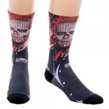 Suicide Squad Diablo Sublimated Crew Socks