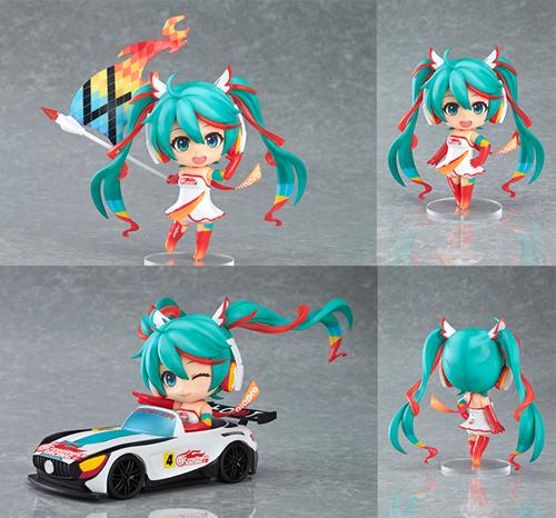 Hatsune Miku Racing 2016 Ver Nendoroid