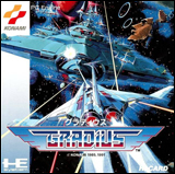 Gradius PC Engine