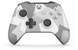 Xbox One Wireless Winter Forces Limited Edition Controller