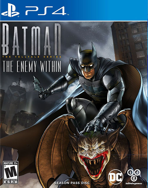 Batman: The Enemy Within - Telltale Series