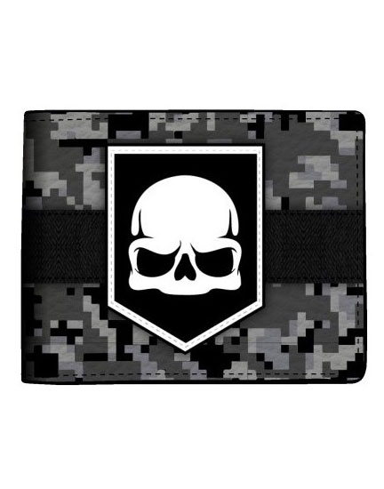 Front image from Call of Duty Bi-Fold Wallet