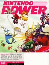 Nintendo Power Volume 269 Rayman Origins