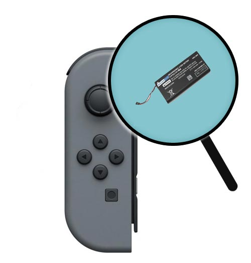 Nintendo Switch Joy-Con Battery Replacement Service
