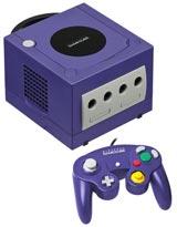 Nintendo GameCube Refurbished System Indigo