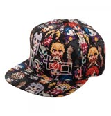 RE Zero Sublimated Print Snapback with HD Print Logo