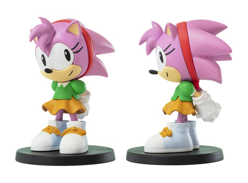 Sonic the Hedgehog Amy Rose PVC Figure additional angles