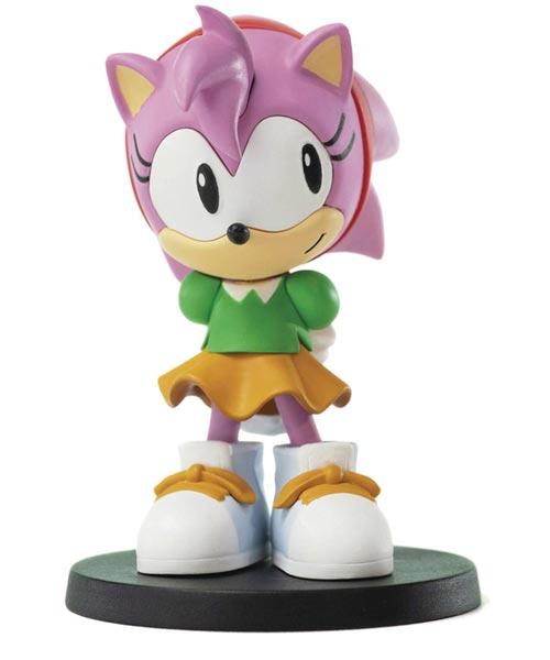 Sonic the Hedgehog: Amy Rose PVC Figure