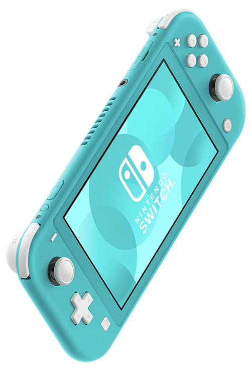 Nintendo Switch Lite System - Turquoise