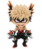 My Hero Academia Chibi Masters Katsuki Bakugo Mini Figure