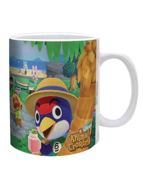 Animal Crossing New Horizons: Summer Mug