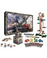 Attack On Titan Last Stand Board Game