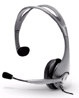 PS2 USB Headset by Logitech