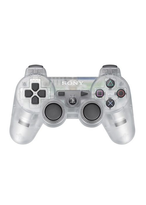 PS2 DualShock 2 Controller Crystal By Sony