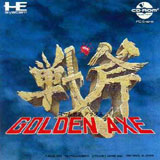 Golden Axe CD-Rom2