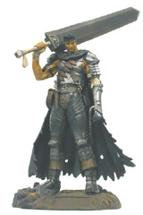 Berserk: Guts The Black Swordsman 8