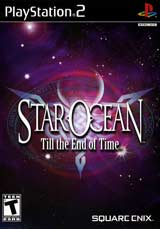 Star Ocean: Till The End of Time Regular Edition