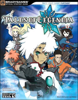 Tales of Legendia Offical Strategy Guide