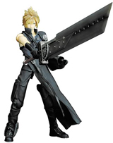 Final Fantasy Advent Children Cloud Strife Action Figure