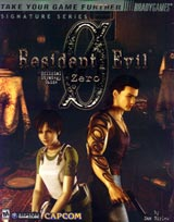 Resident Evil Zero Official Strategy Guide (BradyGames)