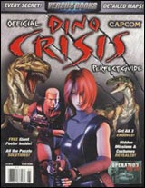 Dino Crisis Official Perfect Guide