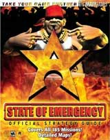 State of Emergency Official Strategy Guide Book