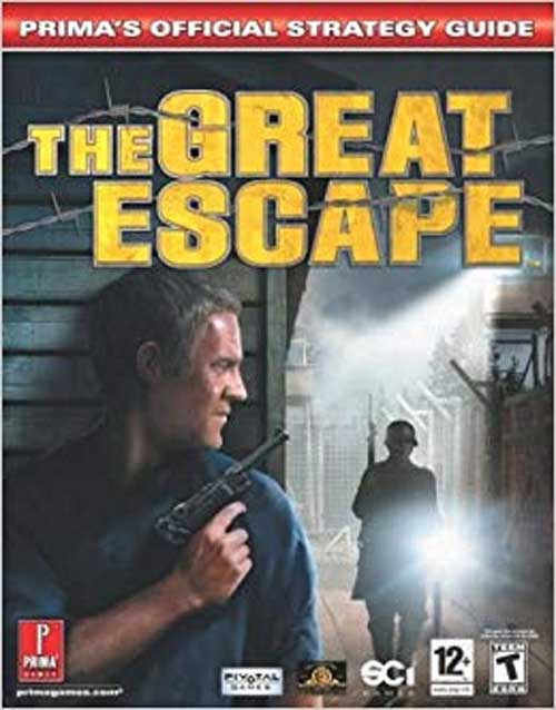 Great Escape Official Strategy Guide Book