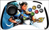 Xbox 360 Street Fighter IV FightPad - Chun-Li