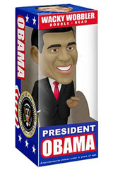 President Obama Bobblehead Figure