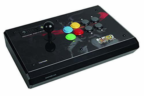 Xbox 360 Super Street Fighter IV Tournament Edition FightStick Black