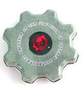 Gears of War Cog Tag Mints