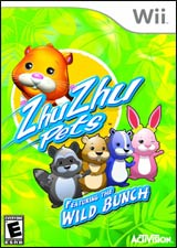 Zhu Zhu Pets Featuring the Wild Bunch