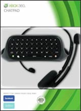 Xbox 360 Black Messenger Kit with Headset by Microsoft