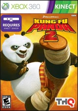 Kung Fu Panda 2 Kinect