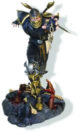 Mortal Kombat: Scorpion 1/4 Scale Statue