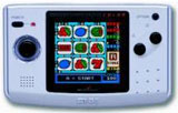Neo Geo Pocket Color System Blue