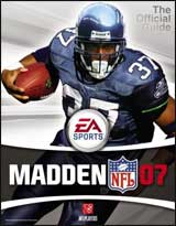 Madden NFL 2007 Official Game Guide