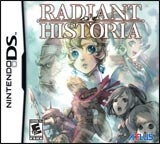 Radiant Historia Regular Edition