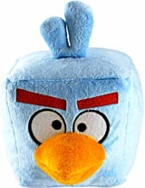 Angry Birds Space 5 Inch Ice Bird Plush