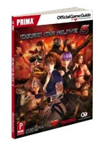 Dead or Alive 5 Official Game Guide (Prima)