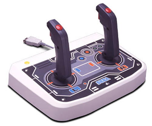 Saturn Virtual On Twin Stick