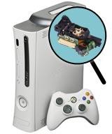 Xbox 360 Repairs: Laser Pickup Replacement