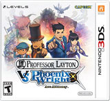 Professor Layton vs Phoenix Wright