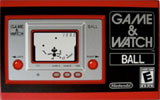 Game & Watch Ball Club Nintendo Version