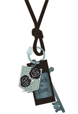 Attack on Titan: Garrison Icon Necklace