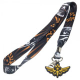 Legend of Zelda: Skyward Sword Link Print All Over Lanyard