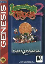 Lemmings 2: Tribes