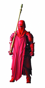 Star Wars Movie Realization Akazonae Royal Guard Action Figure