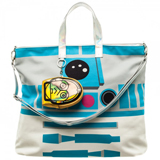 Star Wars R2D2 Oversized Tote with C3PO Coin Pouch